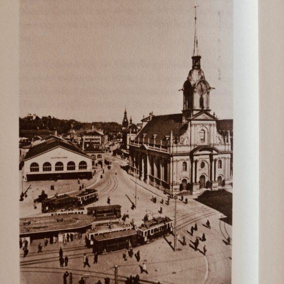 Bahnhofplatz/Heiliggeistkirche, vor 16.11.1958, S. 12