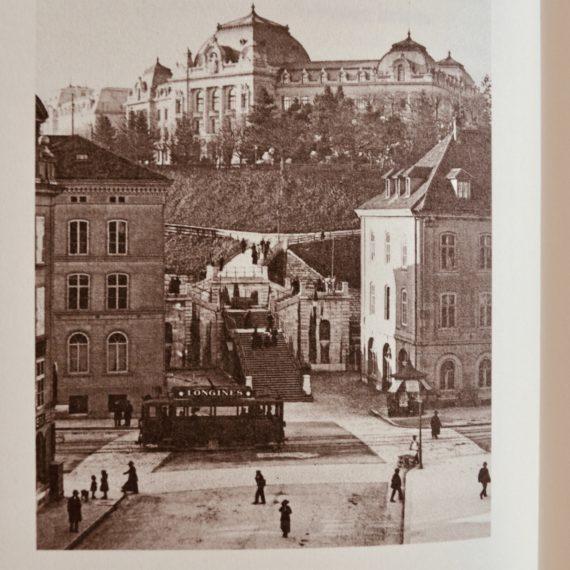 Universität/Post-Passerelle/Bollwerk 25/Aarbergergasse 63, ab 1905, S. 134