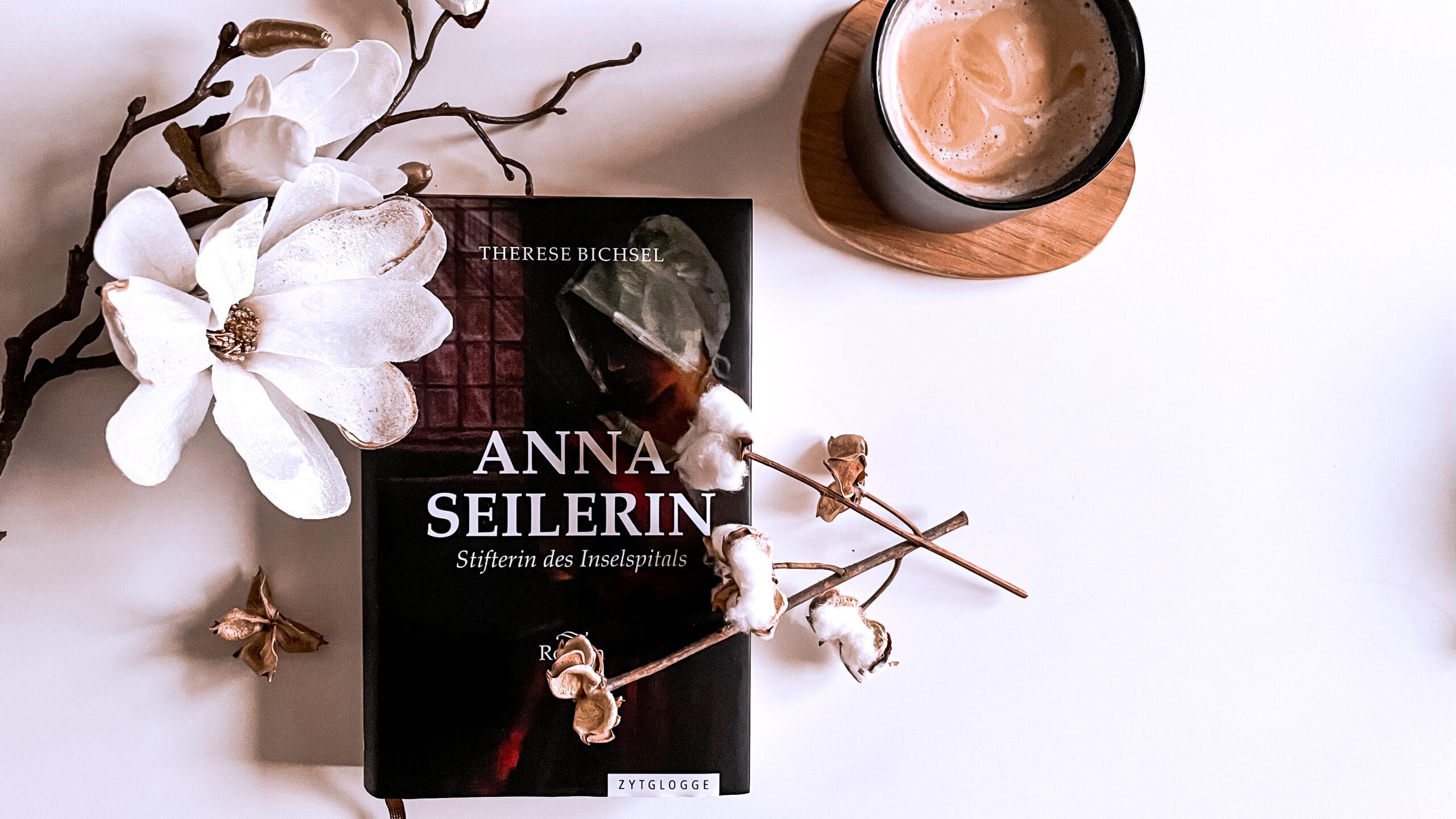 Bild mit Cover Anna Seilerin von Therese Bichsel